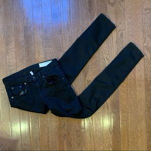 rag & bone High-Rise Skinny Jean
